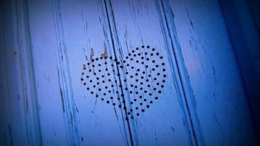 My Blue Heart.